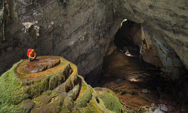 The greatness of Son Doong is the holy grail of science (Photo: Howart Limbert)