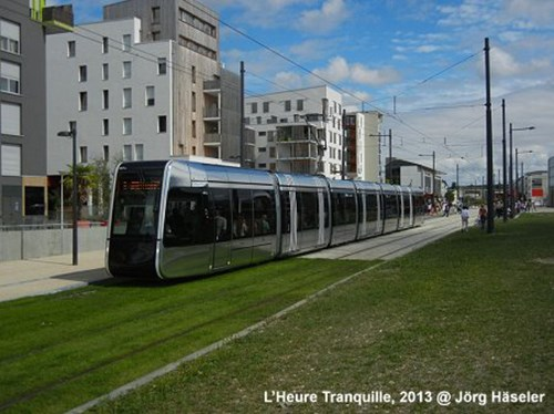Trams in France (Photo: urbanrail)
