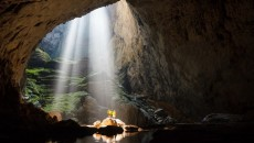 Inside the Son Doong Cave. (Photo: Ryan Deboodt)