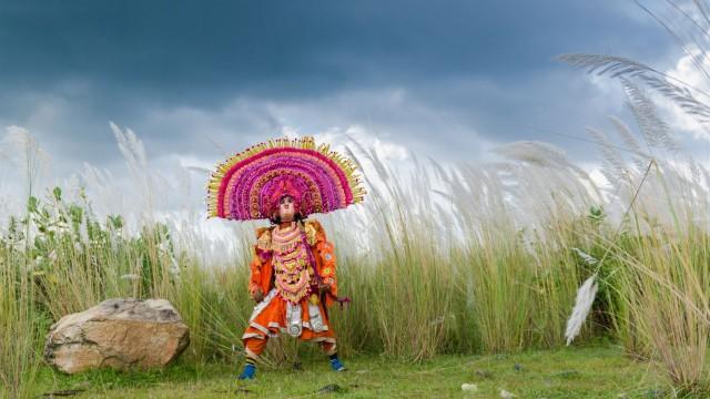 04-Chhau Dancer