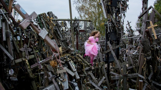 07-Hill of Crosses