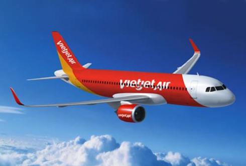 Vietjet Air, domestic air routes, Da nang, tourism fair, Asia Park