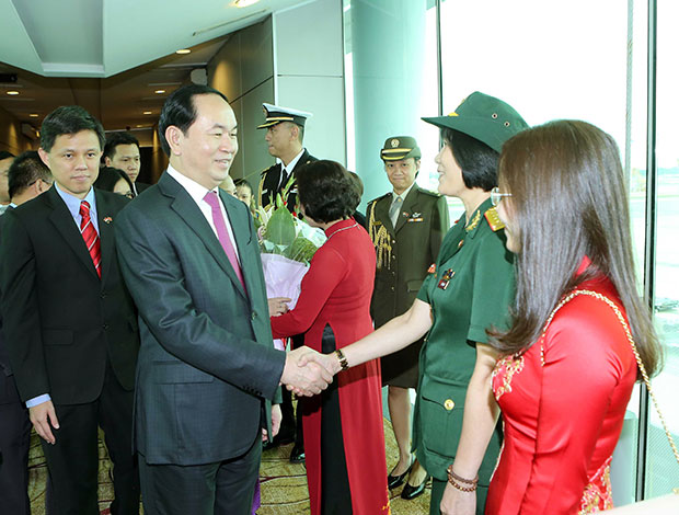 PresidentTranDaiQuang