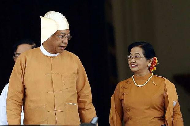 myanmarpresident