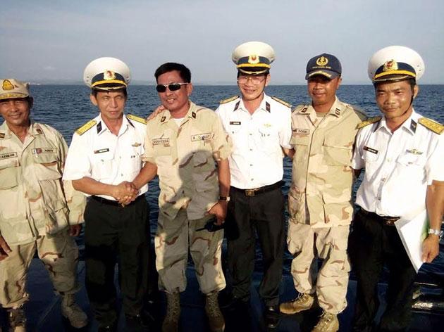 NavalForces